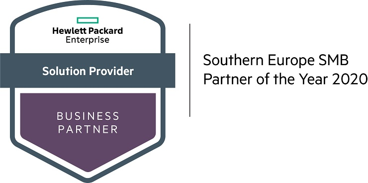 Southern Europe SMB Partner of the Year 2020 a Brevi da HPE