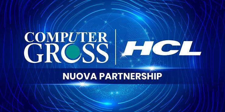 Computer Gross sigla la distribuzione di HCL Software