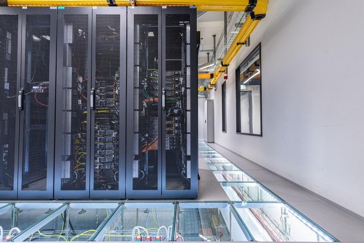 Rosenberger OSI è presente nel Lab di NTT Global Data Centers Emea