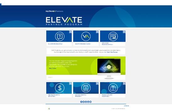 Nutanix annuncia Elevate e riunisce l'ecosistema dei partner