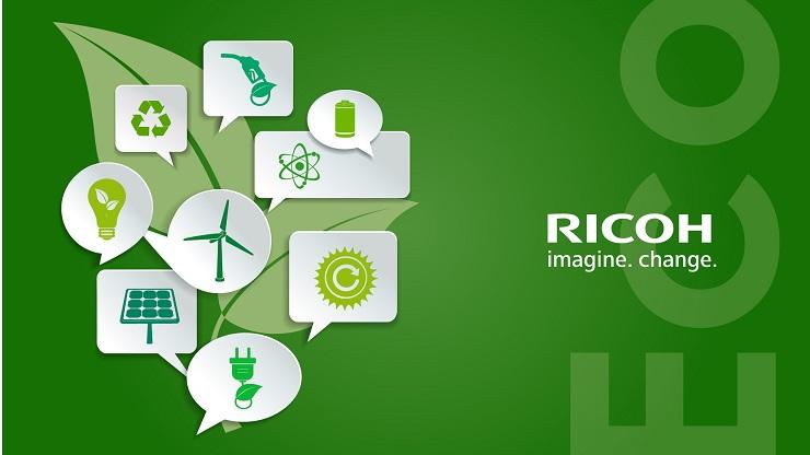 Solo energia rinnovabile per Ricoh Italia
