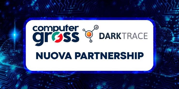 Computer Gross in accordo con Darktrace