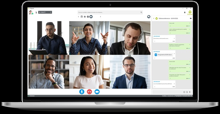 TeamSystem Communication: nuova release di VOIspeed
