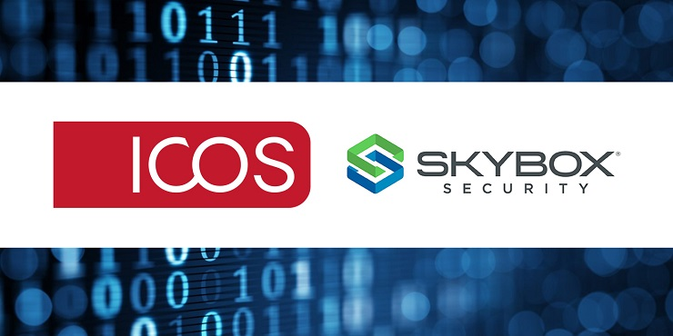 Icos distribuisce la piattaforma di Skybox Security