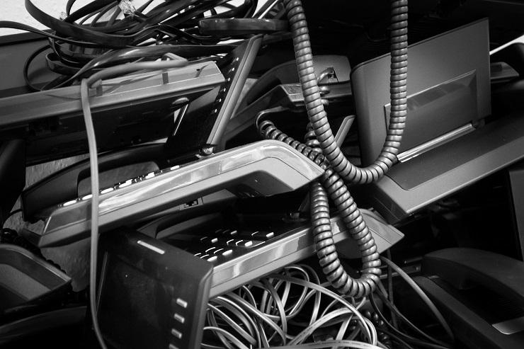 Carenza di chip: potere al riciclo di materiali