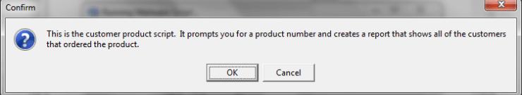 OK Cancel Button