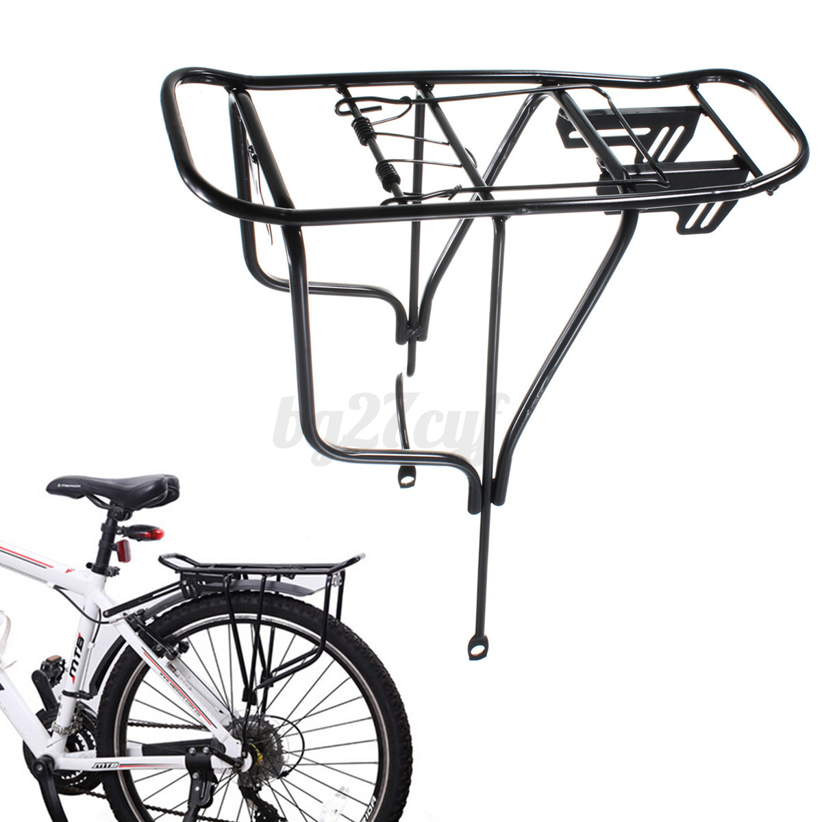 Mtb Bicycle Luggage Carrier Mountain Bike Rear Rack Seat