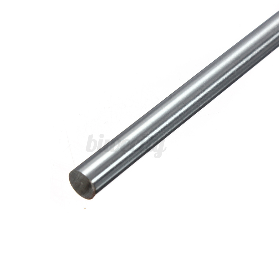 Od 8mm X400mm Bearing Steel Cylinder Liner Optical Axis Linear Rail Shaft Rod Us