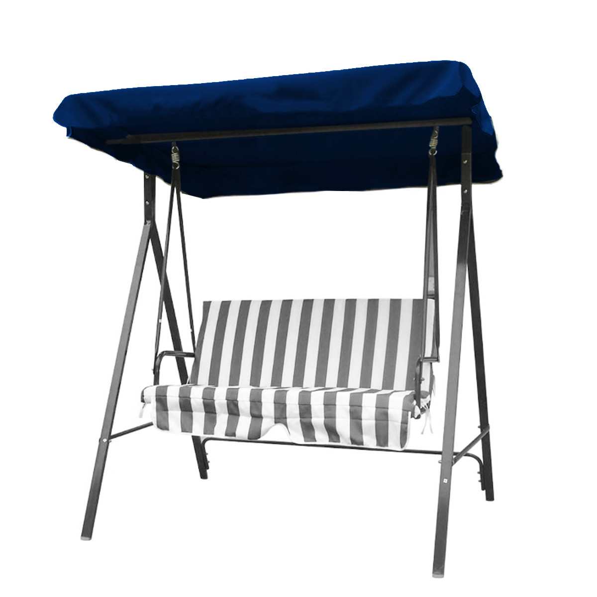 2 3 Seaters Replacement Canopy Spare Cover Anti Uv For