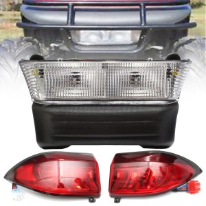 Halogen Headlight TailLight Kit For Club Car Precedent