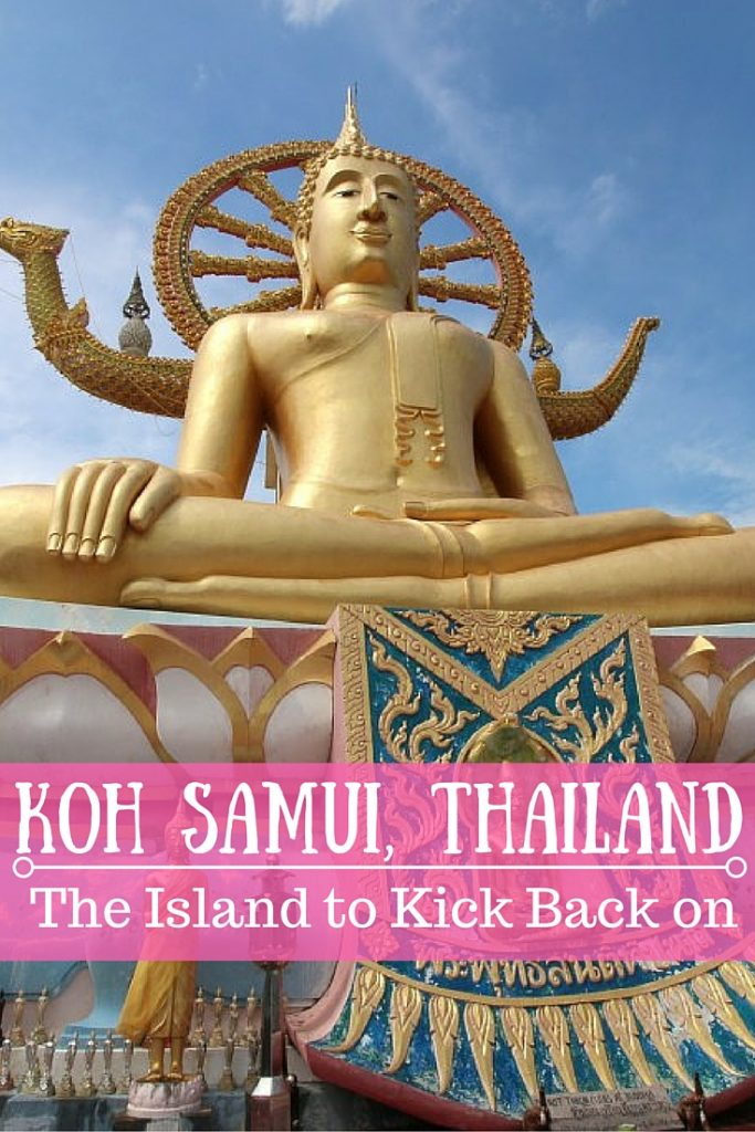 Koh Samui, Thailand is an island you'd be silly to skip on your trip to SE Asia. Enjoy yoga, diving, swimming, and more.