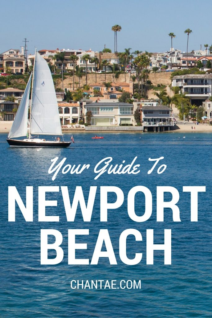 Exciting free and adventurous things to do in Newport Beach, California.