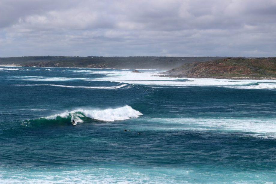 Gracetown surf break