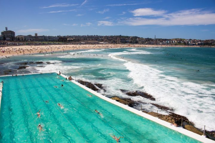 sydney-beach-swimming pool