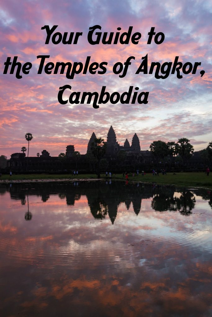 The best temples in Siem Reap, Cambodia plus how to see Angkor Wat at sunrise.