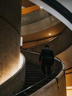 (Non) Executive Director-Climbing-Stairs