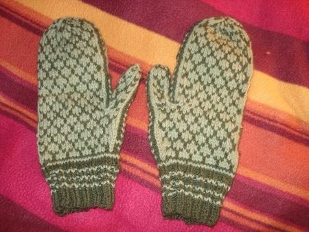 Moufles et gants