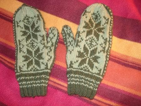 Moufles et gants 5