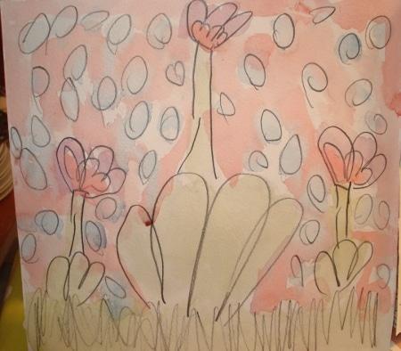 au pays des fleurs