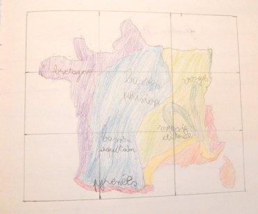 Carte des massifs