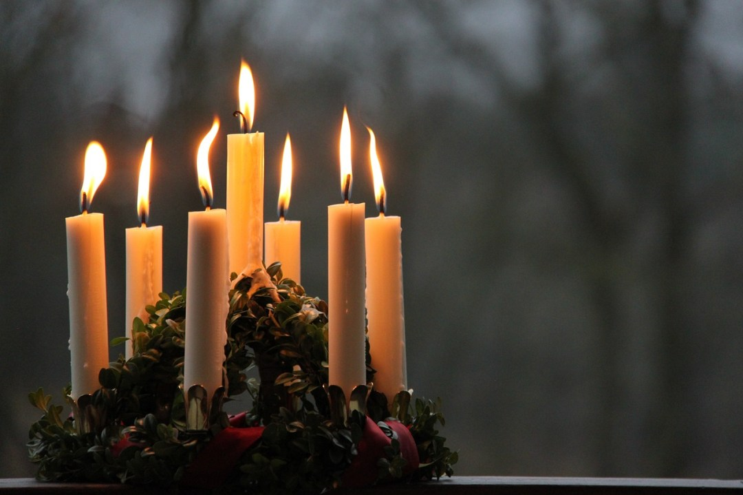 Lucia, la porteuse de lumière de l\'hiver