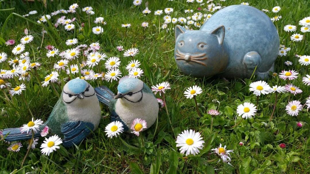 Jeu pour un cercle de printemps