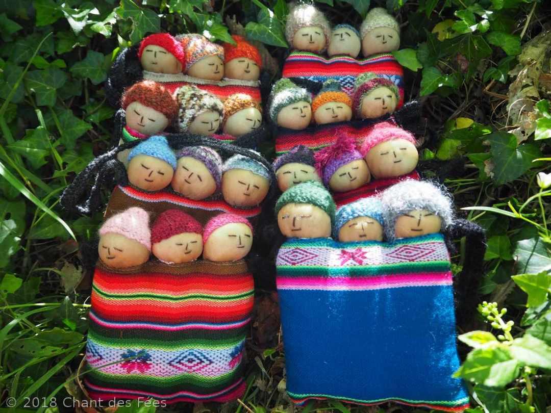 Tutoriel de poupées boliviennes \