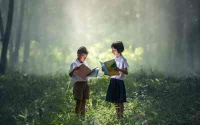 Enseigner à nos enfants à écrire, à lire et à épeler: 2e partie