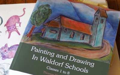Ressource indispensable pour la peinture et le dessin : Painting and Drawing in Waldorf Schools