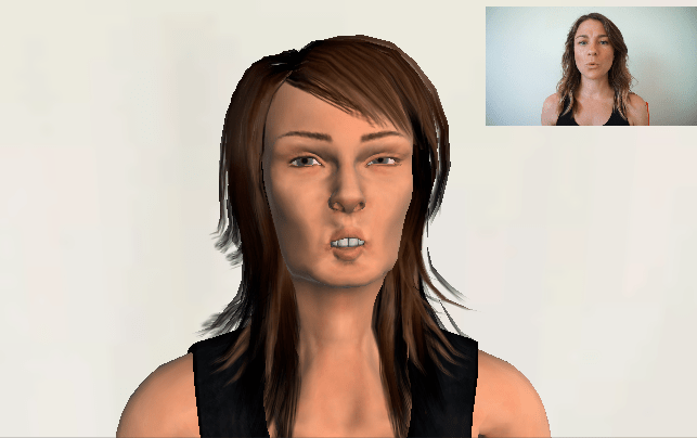 Capturing video onto Kate in the Unity game engine