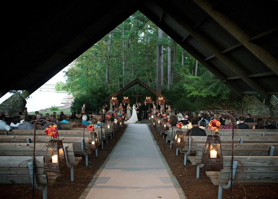 Wedding Holli Amp Griff Church In The Pines Amp SpringHouse