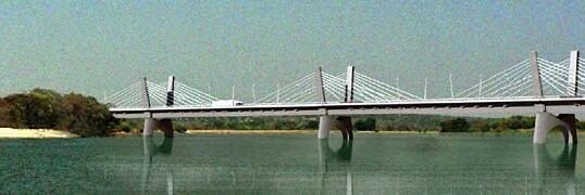 New Bridge At Kazungula – At Last!