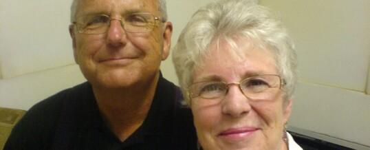 Jerry & Carol Evans