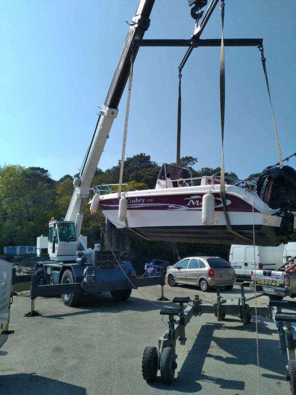 Manutentions de bateaux
