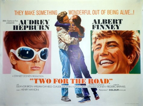 poster for two for the road