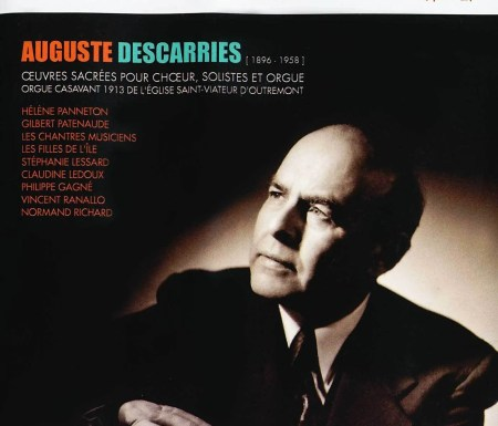 Album Auguste Descarries