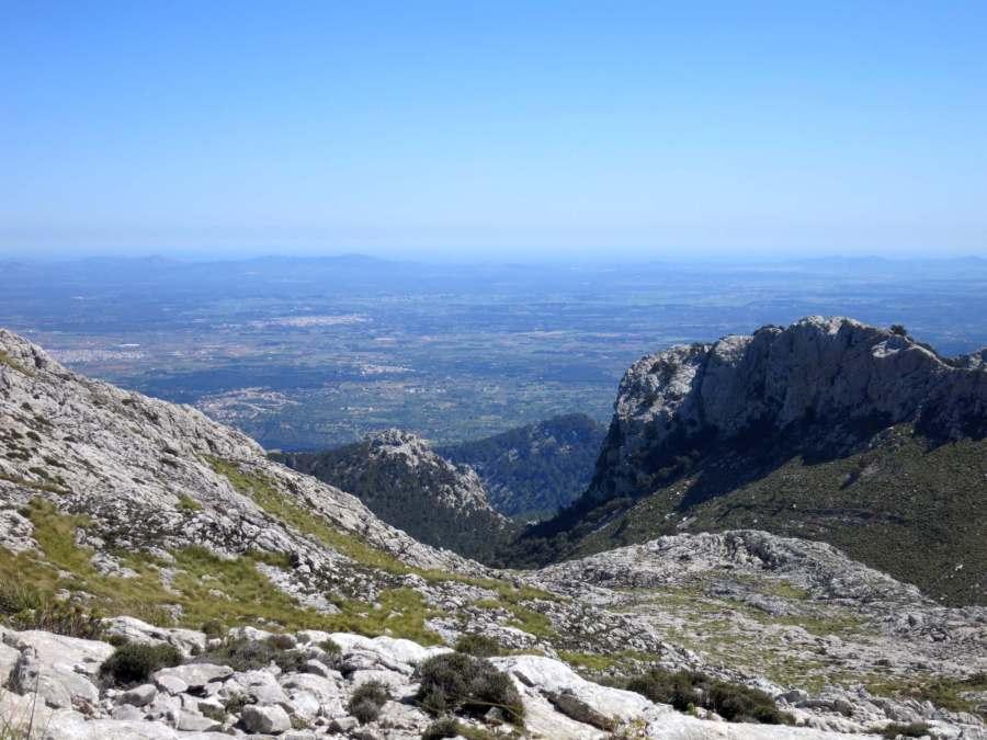 Coll de Prat (GR221)