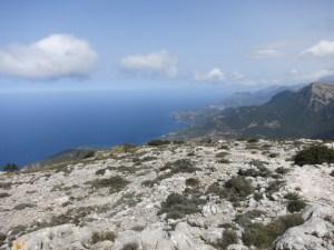 GR221 auf Mallorca