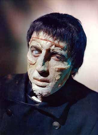 Frankenstein s'est échappé, Terence Fisher, 1957.