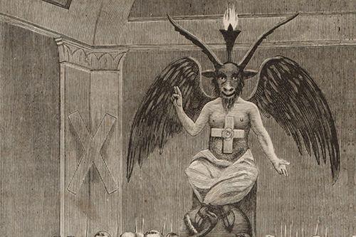Lucifer chez les francs-maçons