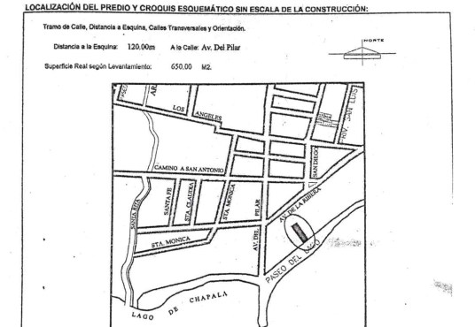 Lot For Sale in Riberas del Pilar