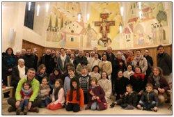 La Famille franciscaine à Poligny