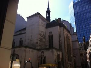 Dutch Church  - Exterior