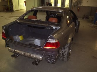 BMW M3 Before