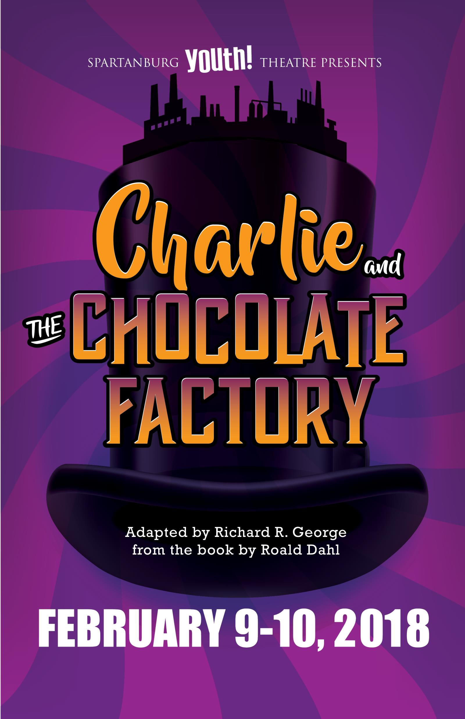 Charlie And The Chocolate Factory Chapman Cultural Center