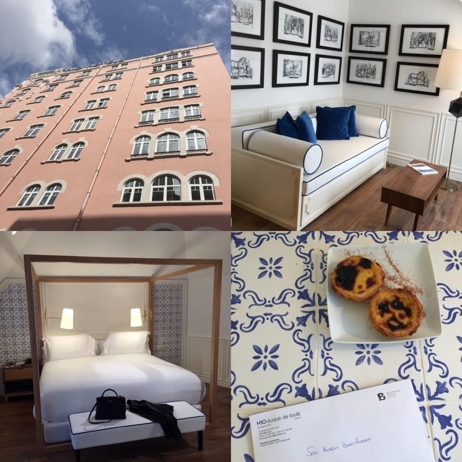 Suite 1002 Hotel Duque du Loule lisbon