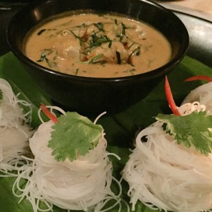 Trisara resort restaurant the deck thai curry