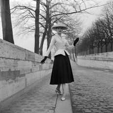 New Look Dior in 1947