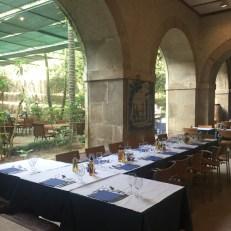 restaurant national tile museum