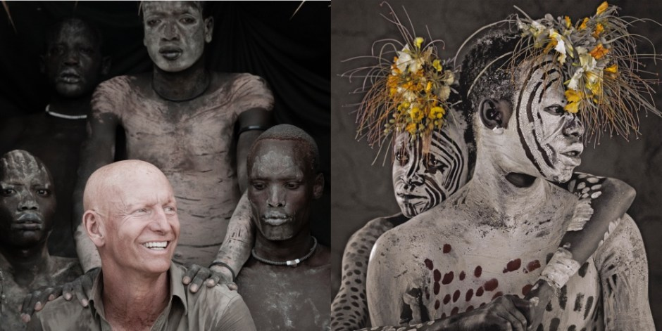 Art Jimmy Nelson Omo Valley Ethiopia